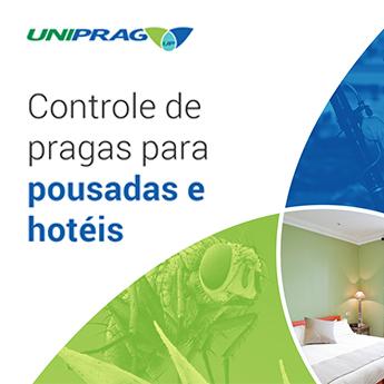 Guia de Controle de Pragas para Hotéis e Pousadas