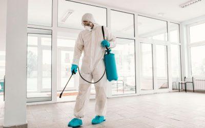 Garanta serviços profissionais de sanitização e desinfecção para empresas em Porto Alegre