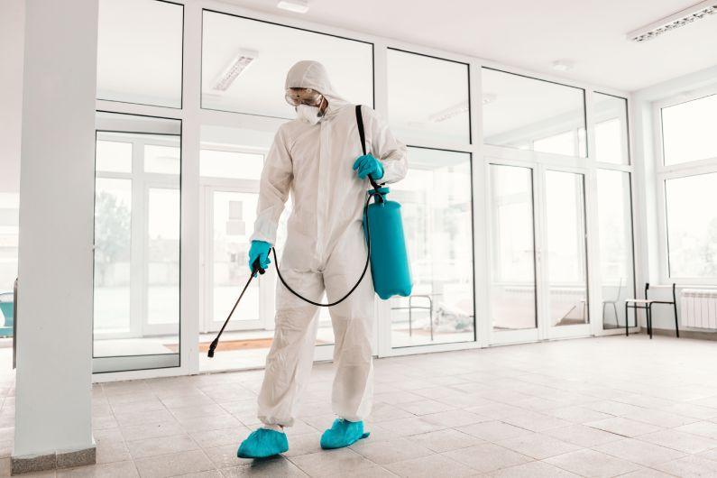 Garanta serviços profissionais de sanitização e desinfecção para empresas em Porto Alegre | Porto Alegre